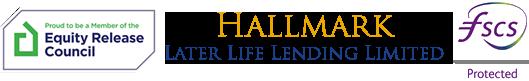 Hallmark Later Life Lending Logo