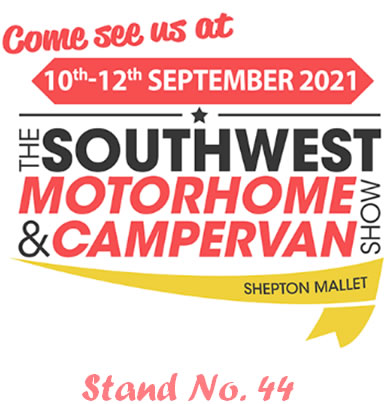 The Western Motorhome and Campervan Show 2021